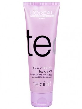 TEC COLOR SHOW LISS CREAM