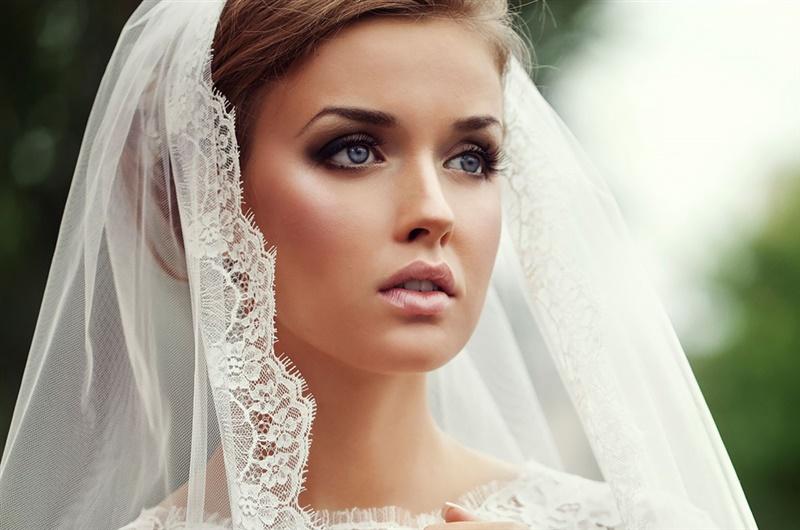 vas a llevar velo el da de tu boda toma nota de los mejores peinados