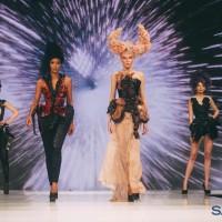 Luciana Sabariz y Elegance Hair Extensions en el Show Collage de Cosmobeauty Barcelona