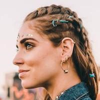 10 Peinados para festivales