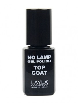 NO LAMP POLISH TOP COAT- PARA ESMALTE 10ml