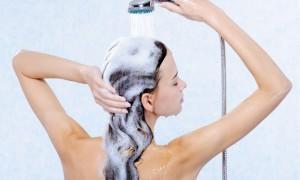 lavar el cabello con cuidado