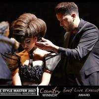Nuestro embajador Rafael Bueno gana The Style Master 2017