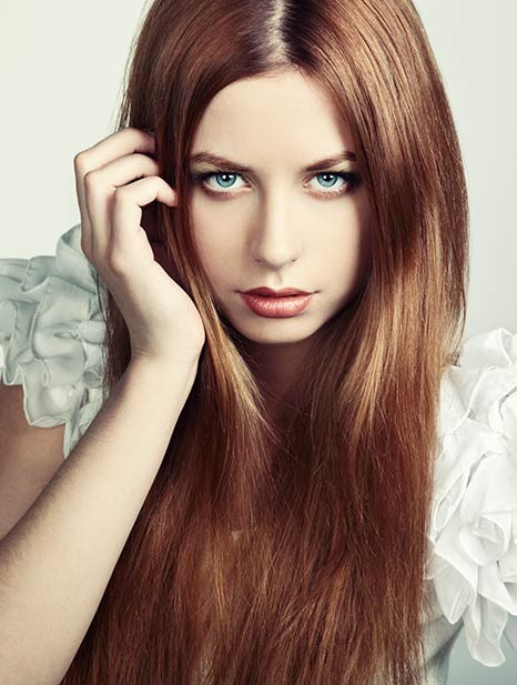 extensiones de pelo adhesivas
