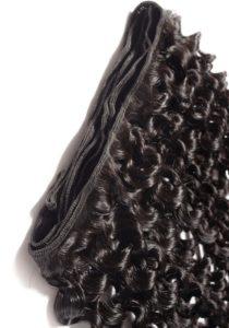 extensiones de pelo virgen brasileño cortina