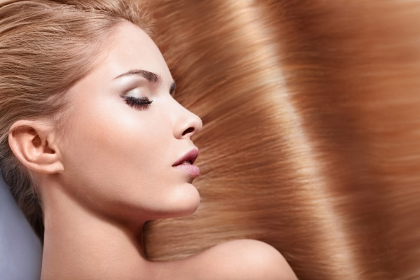 extensiones de pelo cobrizo