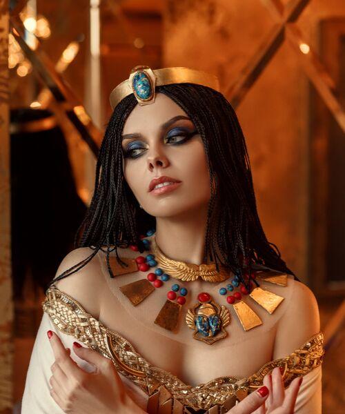 pelucas egipcias origen extensiones