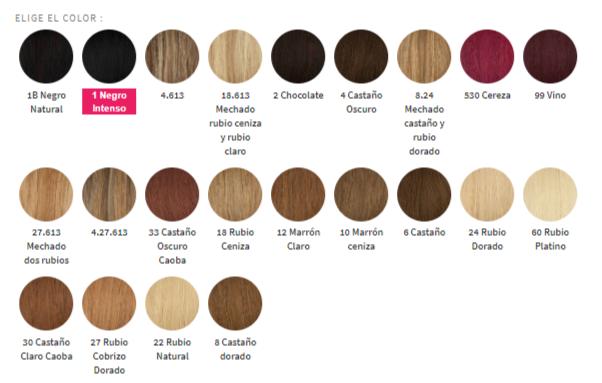 extensiones adhesivas extensiones de pelo colores