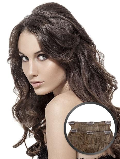 extensiones de clip onduladas elegance hair extensions