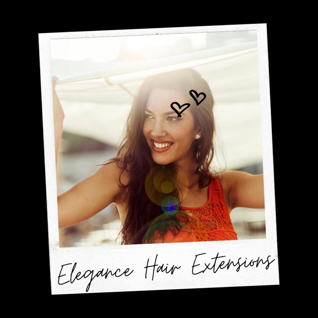 extensiones de clip elegance hair extensiosn